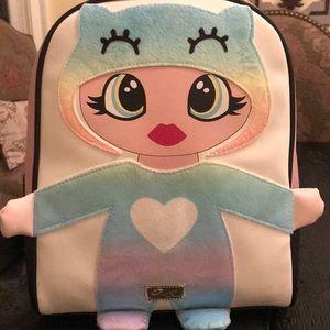 NWT Betsey Johnson LB Mollie backpack